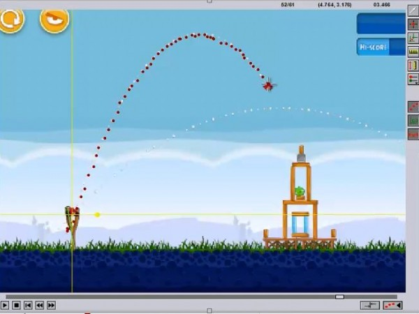 Physics Cannon Game